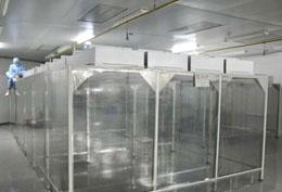 养殖大棚生产车间
