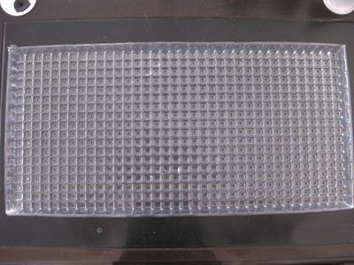 养殖大棚圆管配件:秧盘