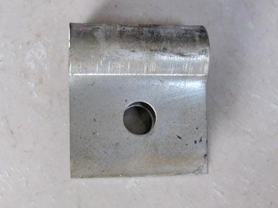 养殖大棚圆管配件:大孔配件