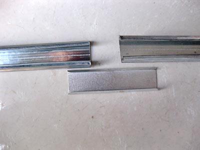 养殖大棚圆管配件:连接片