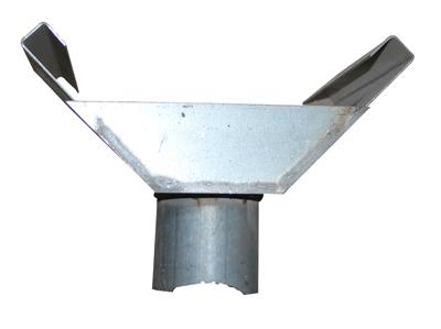 养殖大棚配件:端水槽