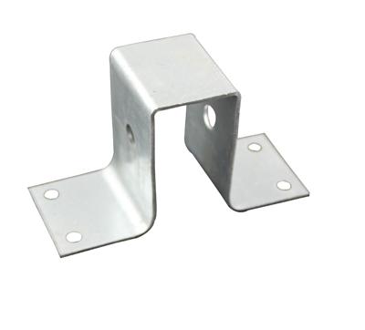 养殖大棚配件:几字钢连接件